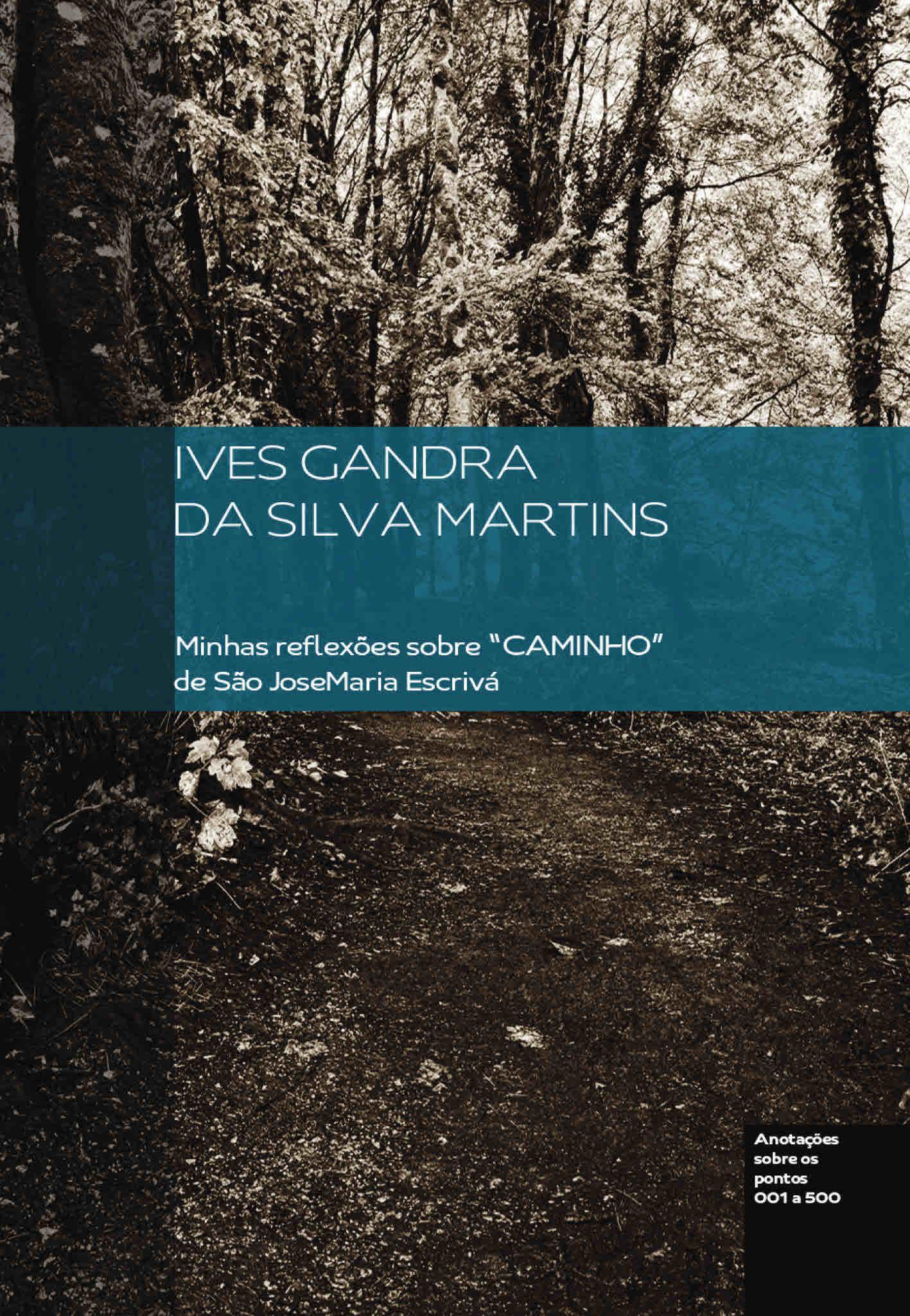 Minhas reflexões sobre o Caminho de São Josemaria Escrivá: pontos 1 a 800