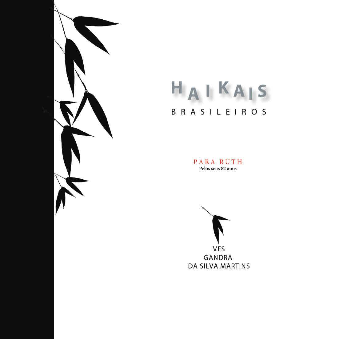 Haikais brasileiros